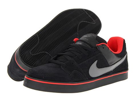 Adidasi Nike - Mogan 2 SE - Black/Challenge Red/Metallic Dark Grey