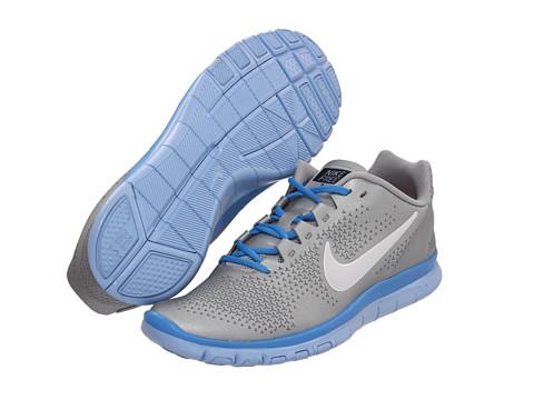 Adidasi Nike - Free Advantage - Metallic Silver/Prism Blue/Coast/White