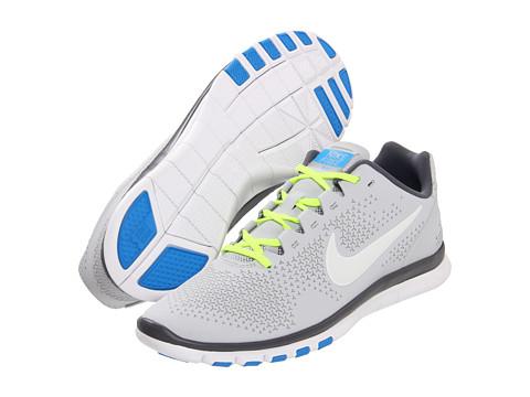 Adidasi Nike - Free Advantage - Pure Platinum/Cool Grey/Volt/White