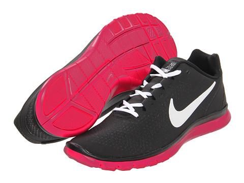 Adidasi Nike - Free Advantage - Black/Fireberry/White