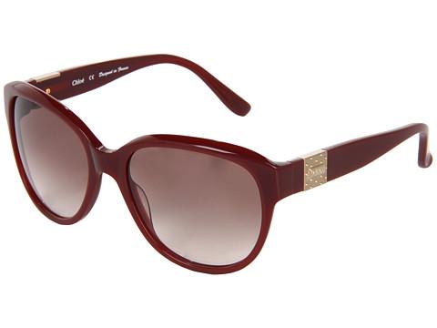 Ochelari Chloe - CL2233 - Burgundy/Gradient Brown