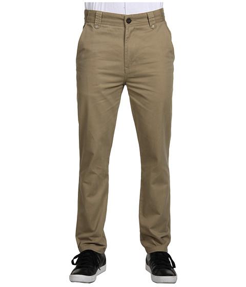 Pantaloni Boxfresh - Decmus Chino - Covert Green