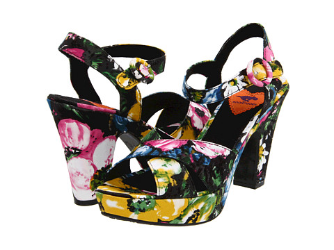 Sandale Rocket Dog - Sharon - Black Brushed Floral
