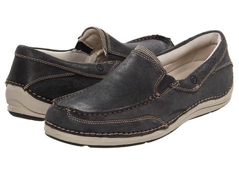 Pantofi Rockport - Balabour - Charcoal Suede