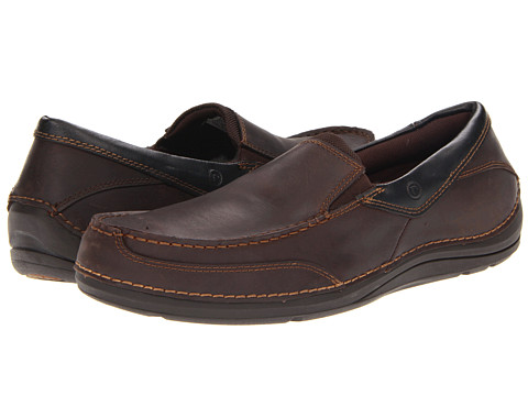 Pantofi Rockport - Balabour - Cocoa Leather