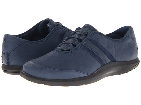 Adidasi Rockport - World Tour Ghilley Lace Up - Dress Blues