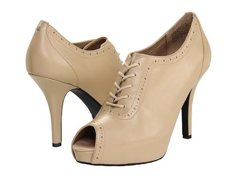 Pantofi Rockport - Sasha Brogue Shootie - Sandstone