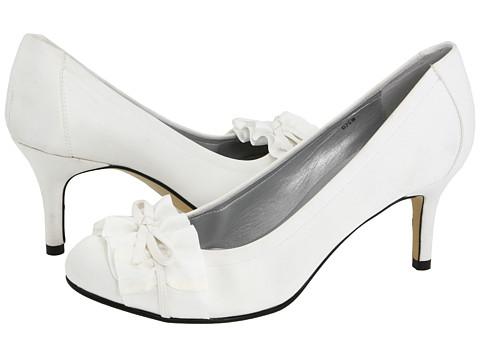 Pantofi Vigotti - Ulinda - Ivory Satin