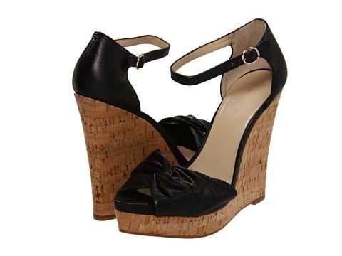 Sandale Nine West - LetItGo - Black Leather