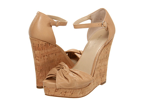 Sandale Nine West - LetItGo - Light Natural Leather