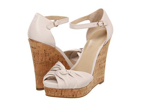 Sandale Nine West - LetItGo - White Leather