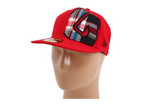 Sepci Burton - Slider New Era Hat - Lava