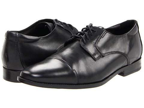 Pantofi Rockport - Oak Room Captoe - Black