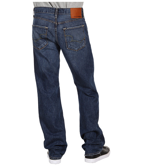 Blugi Big Star - Pioneer 5 Pocket Bootcut Jean in Fervor Blue - Fervor Blue