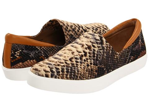Adidasi Donald J Pliner - Sonia-P408 - Rust/Bronze Leopard Distress