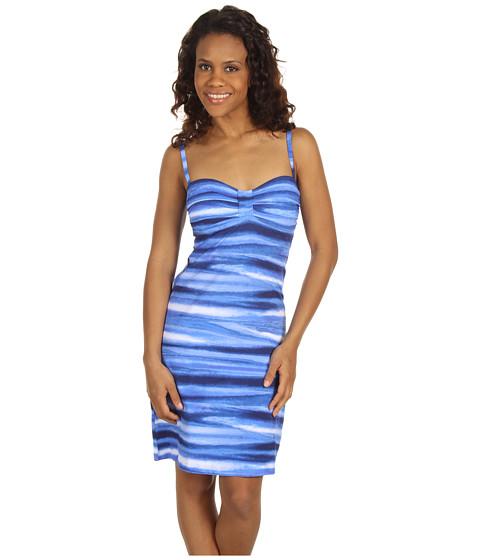 Rochii Tommy Bahama - Ombre OTS Foam Cup Dress - Bright Marina Multi