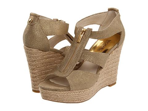 Sandale Michael Kors - Damita Wedge - Gold