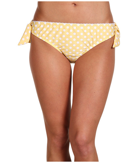 Special Vara Athena - Dandy Tie Side Pant - Yellow