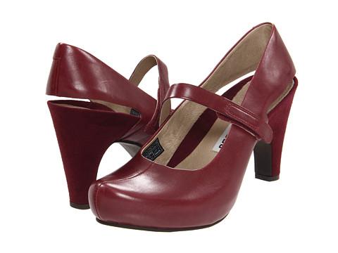 Pantofi Tsubo - Acrea - Aubergine