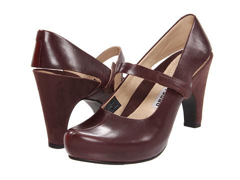 Pantofi Tsubo - Acrea - Dark Chocolate