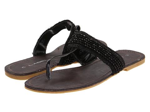 Sandale C Label - Telly-4 - Black