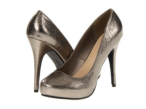 Pantofi Michael Antonio - Loveme Metallic - Gunmetal