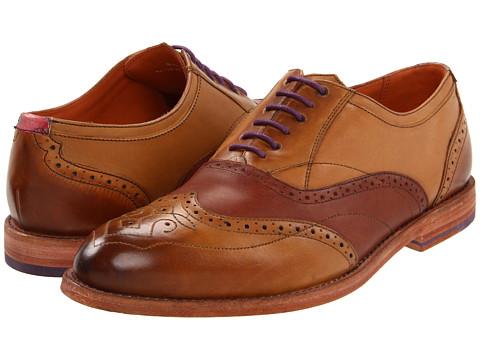 Pantofi Ted Baker - Delsin 4 - Tan/Brown