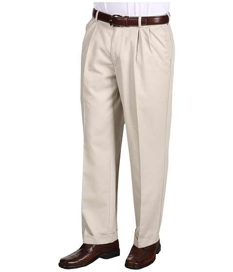 Pantaloni Dockers - Comfort Waist Khaki D3 Classic Fit Pleated - Pebble Beach
