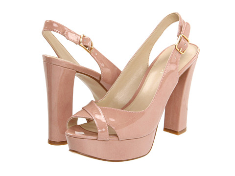 Sandale Nine West - ChooseMe - Light Pink Synthetic