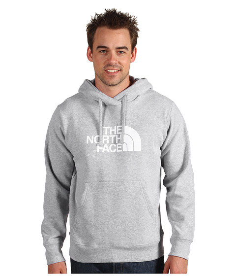 Bluze The North Face - Half Dome Hoodie - Heather Grey/TNF White
