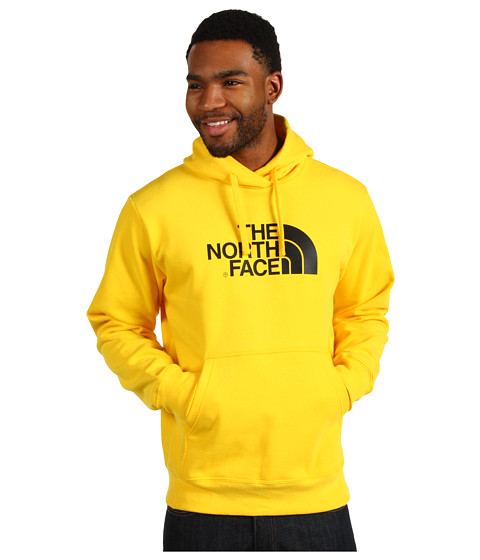 Bluze The North Face - Half Dome Hoodie - Canary Yellow