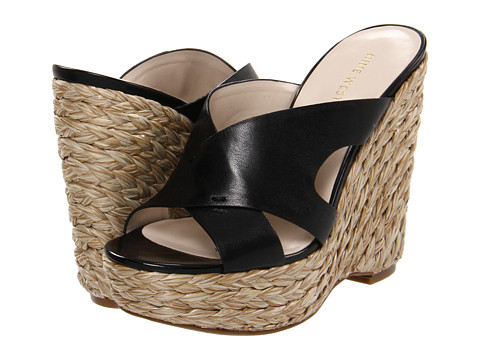 Sandale Nine West - MakeNice - Black2Leather