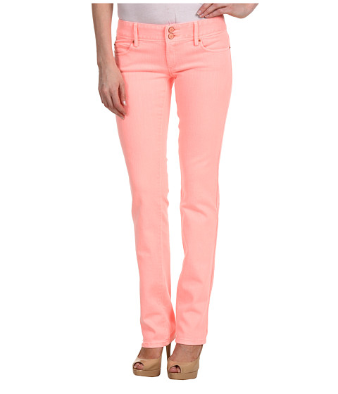 Blugi Lilly Pulitzer - Worth Straight Jean - Sunrise Orange