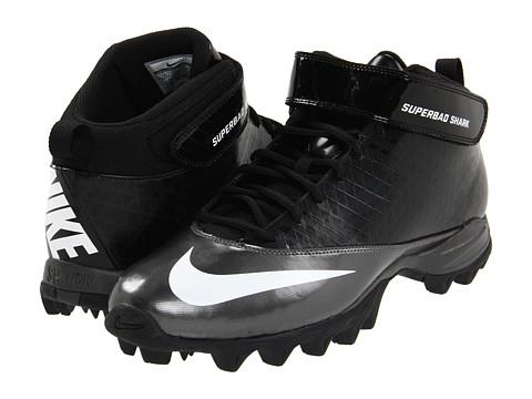 Adidasi Nike - Super Bad Shark - Black/Tornado/Metallic Silver
