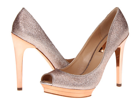 Pantofi BCBGMAXAZRIA - Dart - Blush Glitter