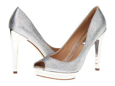Pantofi BCBGMAXAZRIA - Dart - Silver Glitter