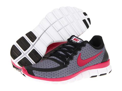 Adidasi Nike - Free 5.0 V4 - Cool Grey/Black/White/Sport Fuchsia
