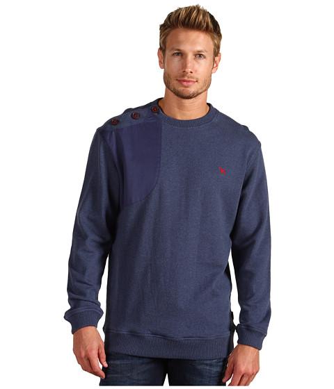 Jachete ONETrueSaxon - Rothulf Crew Sweatshirt - Denim Marl