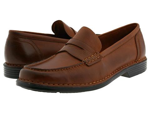 Pantofi Rockport - Washington Square Penny - Chili