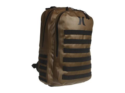 Ghiozdane Hurley - Streamline Backpack - Army