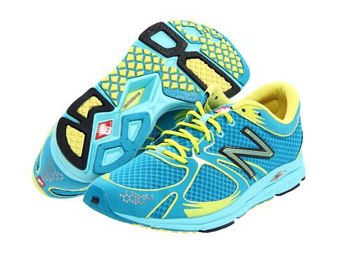 Adidasi New Balance - WR1400 - Blue/Green