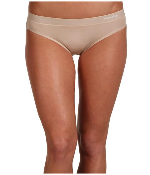 Lenjerie Calvin Klein - Second Skin Bikini - Skin