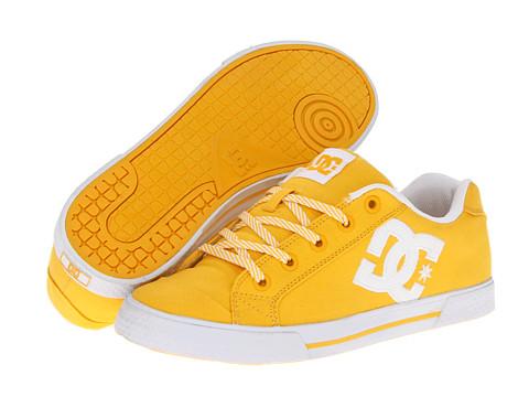 Adidasi DC - Chelsea TX W - Yellow