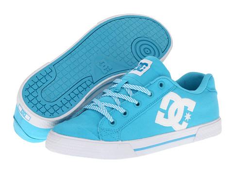 Adidasi DC - Chelsea TX W - Bright Blue