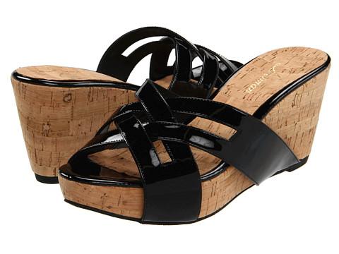 Sandale Delman - D-Carla - Black Patent