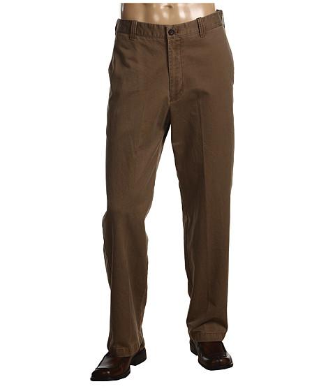 Pantaloni IZOD - Saltwater Chino Flat Front Pant - Dusty Gravel