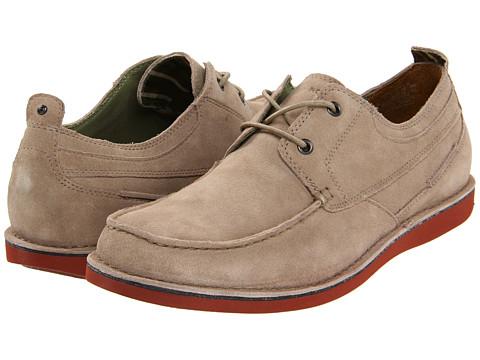 Pantofi Rockport - Eastern Standard Moc Ox - Rocksand/Brick Red