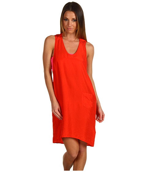 Rochii Diesel - Silk Tank Dress - Red