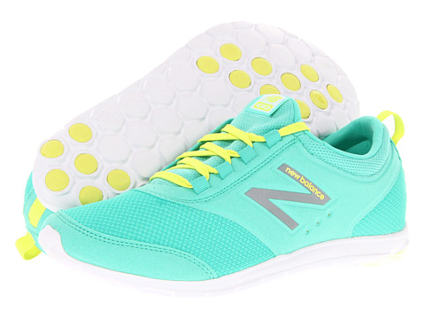 Adidasi New Balance - WW735 - Green