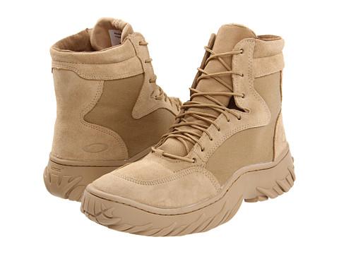 "Ghete Oakley - Assault Boot 6\"" Temperate Weather - Desert"